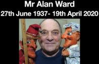 RIP Alan Ward. 27th June 1937- 19th April 2020.